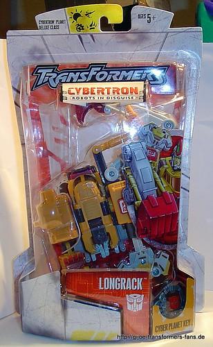 Longrack Cybertron Deluxe  Transformers 002