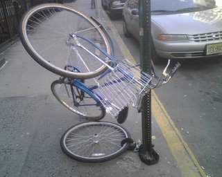 bike thieves East Village
