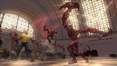 Marvel Ultimate Alliance 2 Carnage