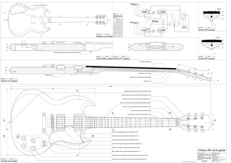 SG blueprint
