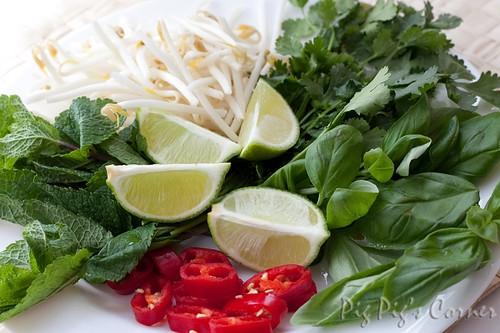 Vietnamese beef pho 12