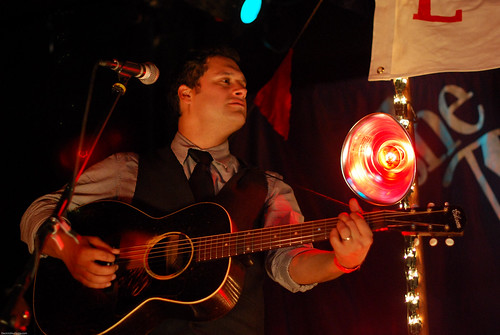 Elliott Brood @ The Rhythm Room 10-14-09-10