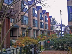 smart growth on display in Blumenauer's district, Portland (by: EPA Smart Growth)