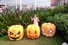 scary pumpkins (HunnieBunch) Tags: starbucks skygarden smnorthedsa forchristmas giftshopping