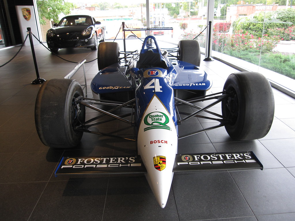Porsche Indy Race Car
