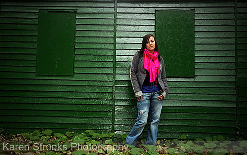 Karen Portrait Photography Birmingham by Karen Strunks