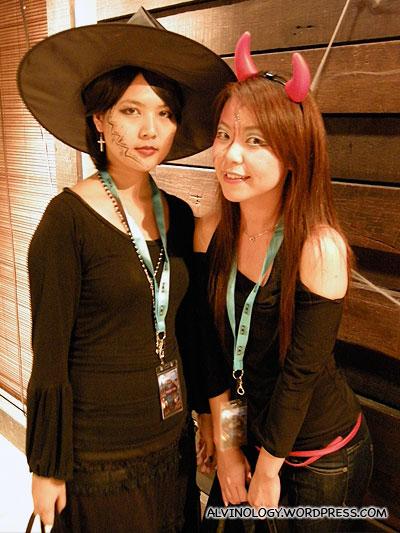 Sherlyn and Yixin