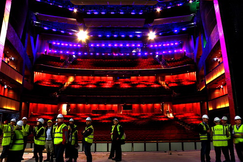 The Luck Of The Oirish- Dublin's Gorgeous New Theatre