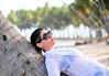 Praia dos Carneiros (Shigow) Tags: brazil portrait tree praia beach brasil de nikon mine waves coconut retrato victor porto nikkor 18200 ondas coqueiro galinhas d300 carneiros shigueru ituverava shigow