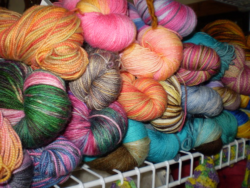 New yarn at Greenberry House
