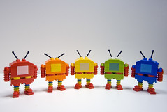 The Sprites! (Lord-Sterling) Tags: lego cartoon 80s sprites rainbowbrite miniland evilprincess