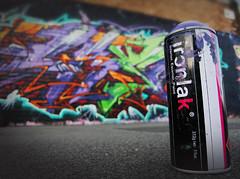 Casm x Ironlak (Ironlak) Tags: graffiti ironlak casm ironlakgraffiti
