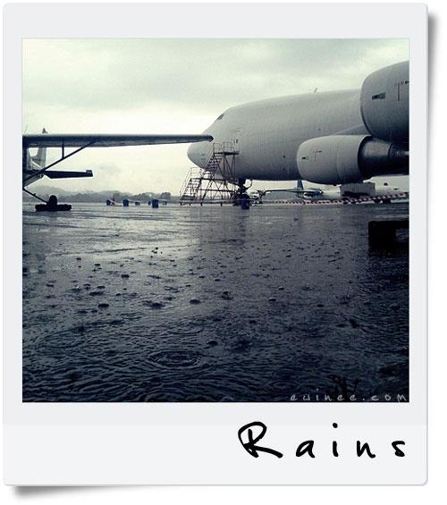 Rains by ewinee