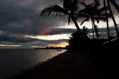Moloka'i - Sunset (Fazia_) Tags: sunset seascape nature landscape island hawaii molokai kartpostal fotofazia