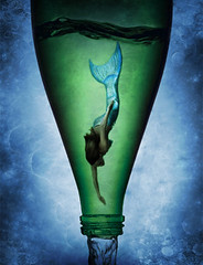 Dare Digital: Mermaid in a Bottle