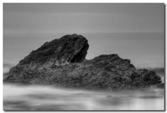 any of it. (Sam Ili) Tags: ocean water rock canon bay long exposure australia cokin batemans 450d canon24105mm4