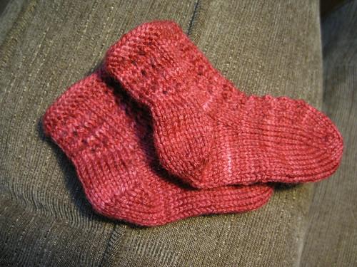 baby Maegwin socks
