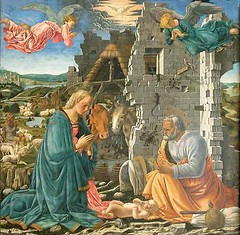 Fra_Diamante's_painting_'The_Nativity',_1465-1470