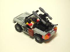Coyote LMV-H1 (4) (DarthNick) Tags: coyote light lego royal canadian vehicle forces lmv multirole brickarms rclf