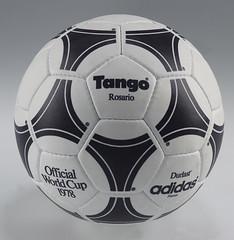 Balón Mundial futbol 1978 Tango