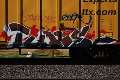 Tubs (All Seeing) Tags: graffiti left allseeing tbox ttx ase twb mrleft gser