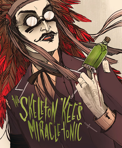The Skeleton 'Kee's Miracle Tonic.