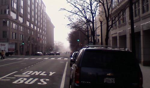 The Mist: DC