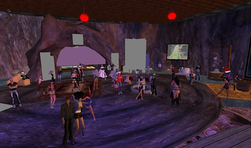 the musicians lair live music in second life