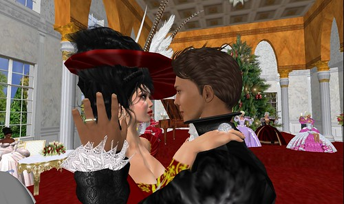 raftwet, xavier in second life