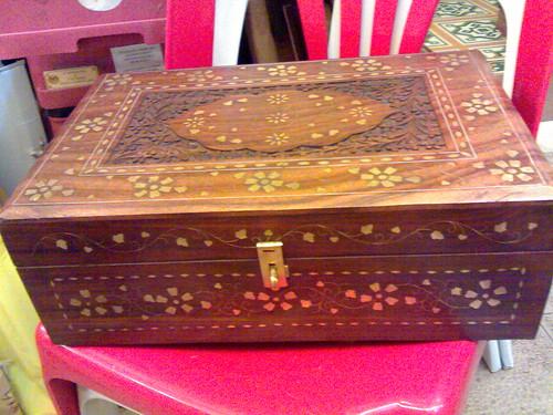 box rosewood