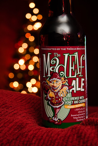 The Mad Elf Ale