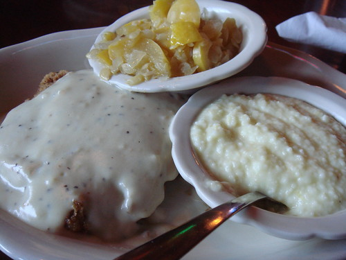 Yesterday's: Chicken Fried Steak