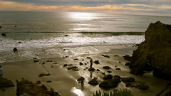 El Matador (Pulsesii) Tags: usa beach canon la losangeles powershot elmatador