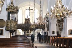 DSC_4886 (Gerd Burchard) Tags: kirche dänemark sønderjylland tønder bauwerke religiös regionsyddanmark kristkirke tønderkommune