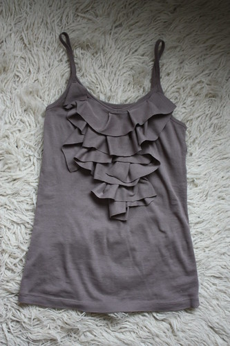 Step 9: Done! Cascade Tee [Tank top] Tutorial