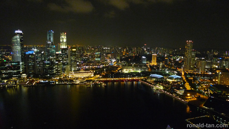 Sands SkyPark at Marina Bay Sands