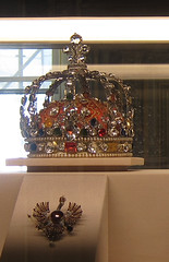 Coronation crown of Louis XV