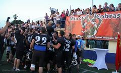 Murcia Cobras .Campeones!!!