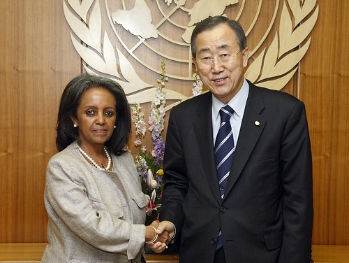 Appointments underscore Africa's growing importance within UN