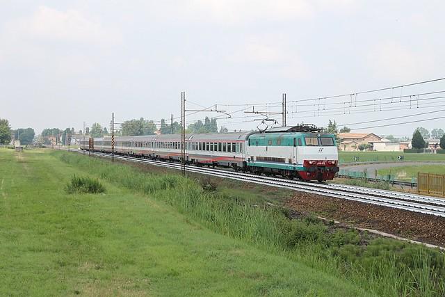 Intercity.....ma non troppo....., Reggio Emilia, 04.06.2011