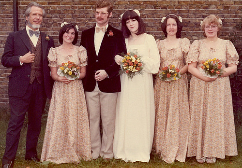 OMG! Wedding 1979 by kcm76