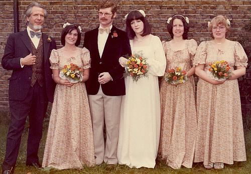 OMG! Wedding 1979 by kcm76