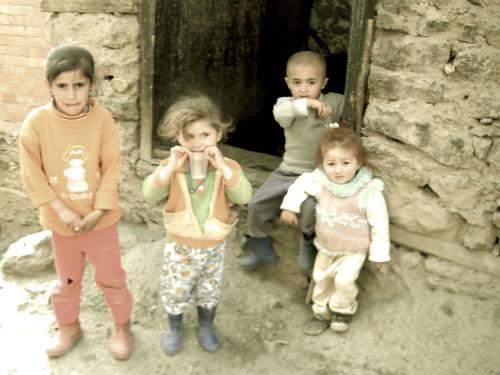 köy çocukları