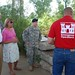 Top USACE officials briefed on operation of  Birds Point-New Madrid Floodway