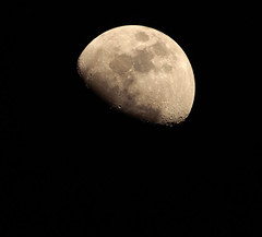 Waxing Gibbous (keldar44) Tags: moon waxinggibbous canon400mmf56 canoneos7d canon14xefextenderiii