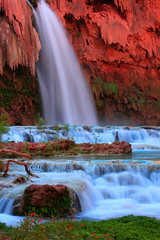 The New Havasu (rwbuff78) Tags: arizona landscape waterfall grandcanyon havasu supai havasupai havasufalls
