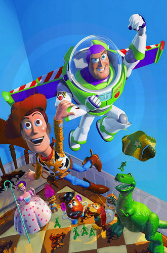 TOY STORY REGRESA A LA PANTALLA GRANDE EN TERCERA DIMENSION
