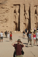 Posing (p medved) Tags: egypt temples egipto gypten templo egitto egypte egito tempel egypten templom abusimbel tempio tapnak hram egipt misr misir chrm tempelj templu egipat egyptus