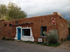Santa Fe, New Mexico - the oldest house in the USA