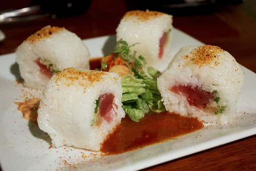 Spicy Raw Tuna Roll